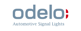 odelo automotive signal light